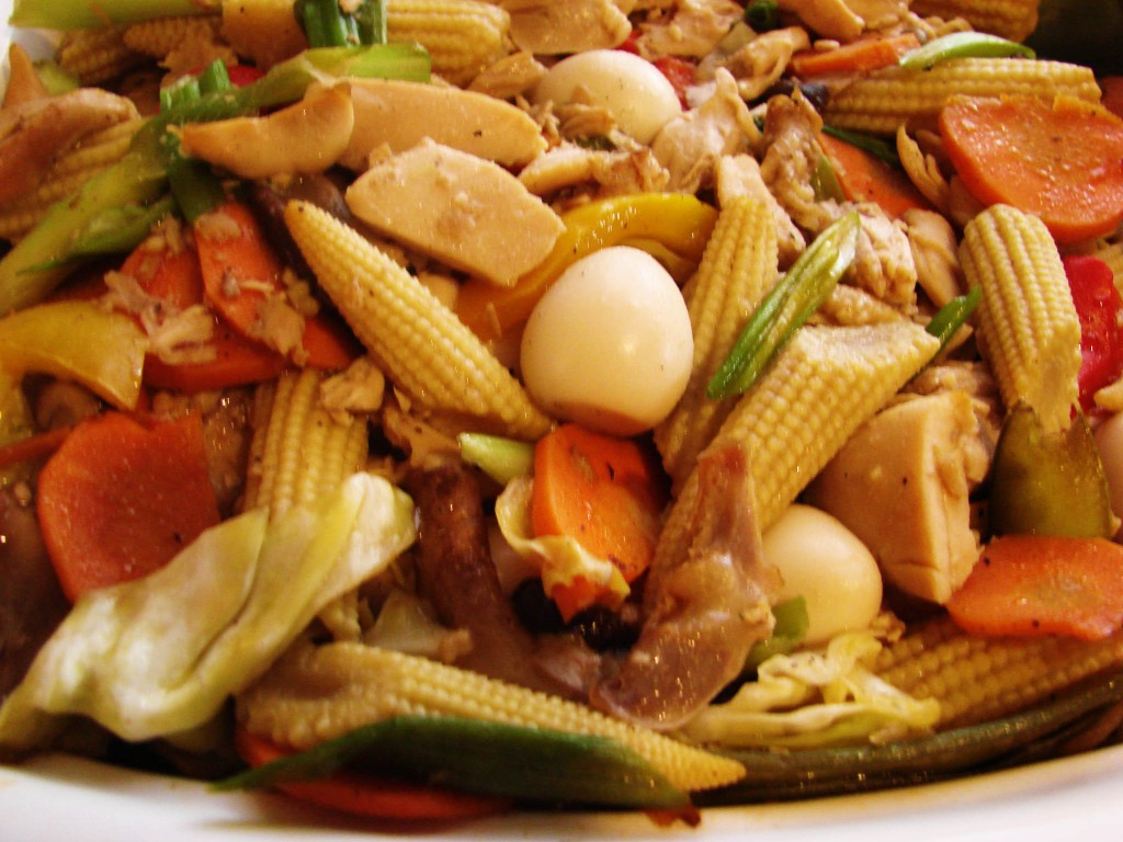 how to make chop suey filipino style