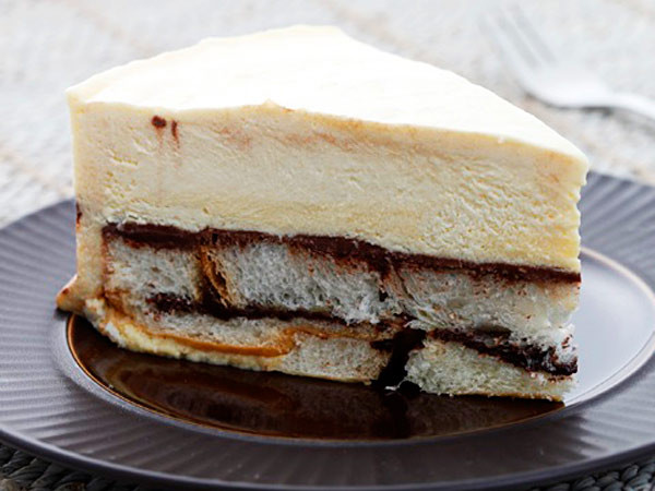how to make custard cake without oven