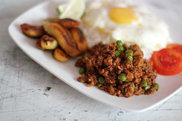 Filipino Version Of Arroz Ala Cubana Recipe